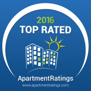 Apartment Ratings 2013 Award